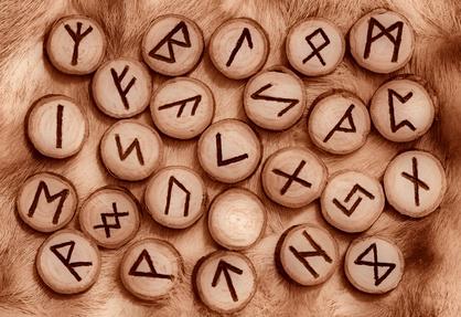 Runen - Einfache Buchstaben oder mystische Rituale