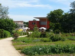 Weleda Heilpflanzengarten und Erlebniszentrum